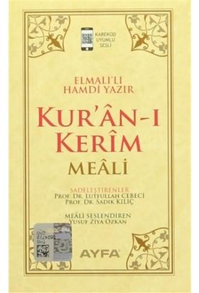 Kur'an-ı Kerim Meali Cep Boy (Ayfa 108) - Elmalılı Muhammed Hamdi Yazır