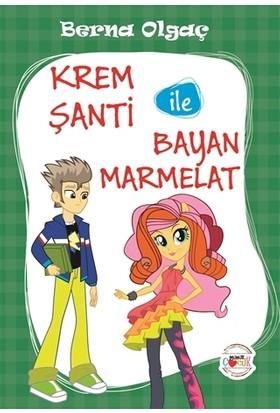 Krem Şanti ile Bayan Marmelat