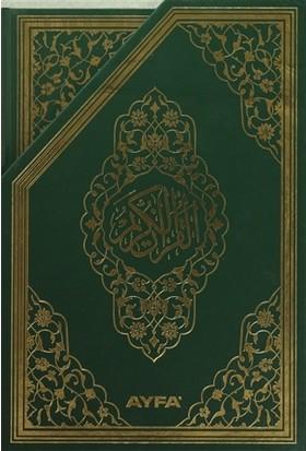 Kur'an-ı Kerim Cüzleri 5'li Rahle Boy Kutulu (Ayfa117)