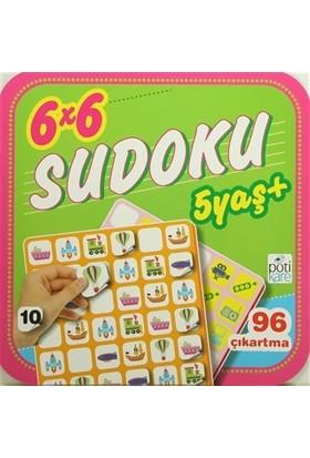 6x6 Sudoku