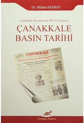 Çanakkale Basın Tarihi