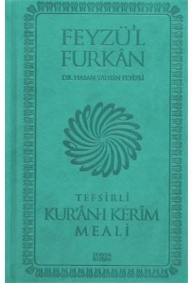 Feyzü'L Furkan Tefsirli Kur'An-I Kerim Meali (Cep Boy Termo Cilt) - Hasan Tahsin Feyizli