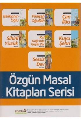 Özgün Masal Kitapları Serisi (7 Kitap Takım) - Mehmet Azim