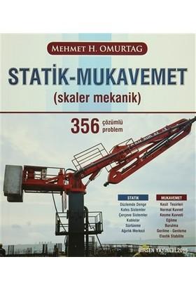 Statik - Mukavemet (Skaler Mekanik) 356 Çözümlü Problem - Mehmet H. Omurtag