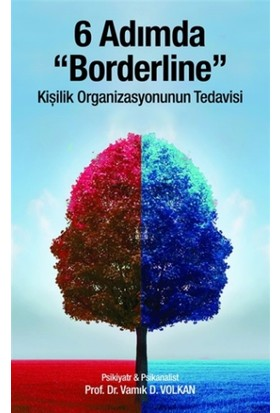 6 Adımda Borderline - Vamık D. Volkan