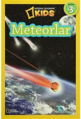 Meteorlar - Melissa Stewart