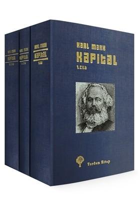 Kapital Set 3 Cilt (Ciltli) - Karl Marx