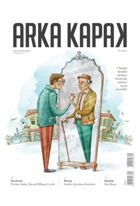 Arka Kapak Dergisi Sayı : 2 Kasım 2015 (Defter Hediyeli)