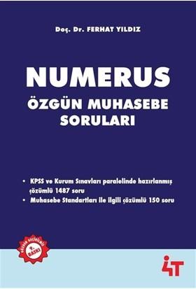 Numerus - Özgün Muhasebe Soruları - Ferhat Yıldız