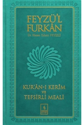 Feyzü'l Furkan Kur'an-ı Kerim ve Tefsirli Meali (Orta Boy - Musaflı) - Hasan Tahsin Feyizli