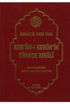 Kur'an-ı Kerim'in Türkçe Meali (Orta Boy)