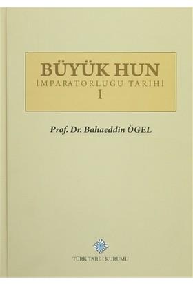 Büyük Hun İmparatorluğu Tarihi (2 Cilt Takım)