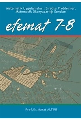 Efemat 7-8 - Murat Altun