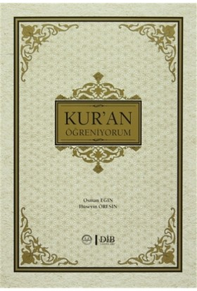 Kur'an Öğreniyorum (Tecvitli) - Osman Egin
