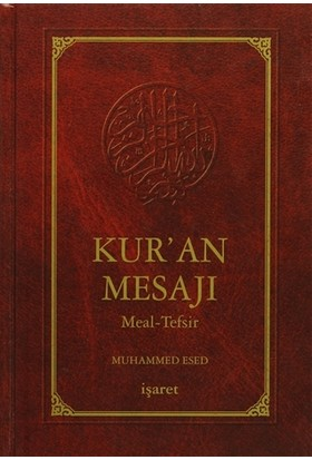 Kur'an Mesajı Meal-Tefsir (Orta Boy 2. Hamur) - Muhammed Esed