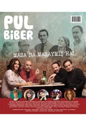 Pul Biber Dergisi Sayı : 6 Mart 2016