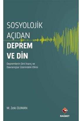 Sosyolojik Açıdan Deprem ve Din