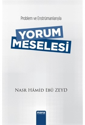 Yorum Meselesi