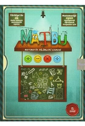 MATBU 5. Sınıf Matematik Dersi Oyunu (Kutulu)