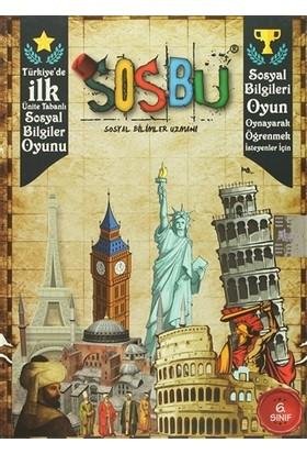 SOSBU 6. Sınıf Sosyal Bilimler Dersi Oyunu (Kutulu)