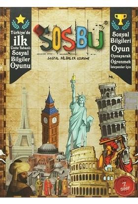 SOSBU 7. Sınıf Sosyal Bilimler Dersi Oyunu (Kutulu)