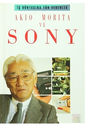 Akio Morita ve Sony