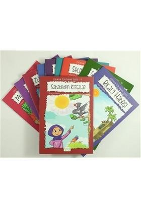 Çocuklar İçin Sahabe Serisi (10 Kitap Takım) - Cuma Karakoç