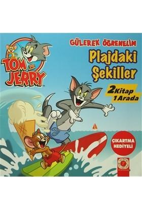 Tom ve Jerry / Zıtlıklar Parkı / Plajdaki Şekiller (İki Kitap Birarada)