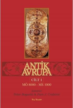 Antik Avrupa (Cilt: 1)