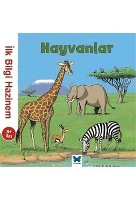 İlk Bilgi Hazinem - Hayvanlar - Stephanie Ledu