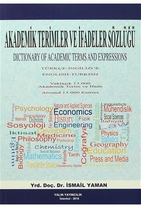 Akademik Terimler ve İfadeler Sözlüğü