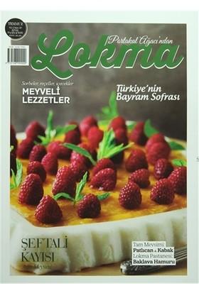 Lokma Aylık Yemek Dergisi Sayı: 20 Temmuz 2016