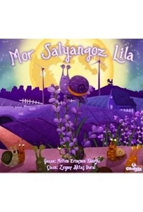 Mor Salyangoz Lila