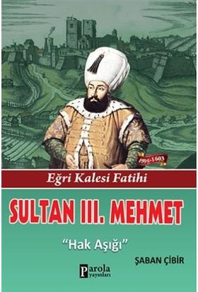 Sultan 3. Mehmet