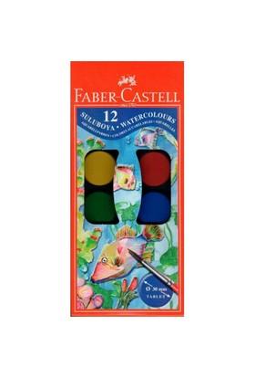 Faber Castell 12'Li Sulu Boya