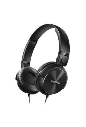 Philips Shl3060 Siyah Kafabantlı Kulaklık