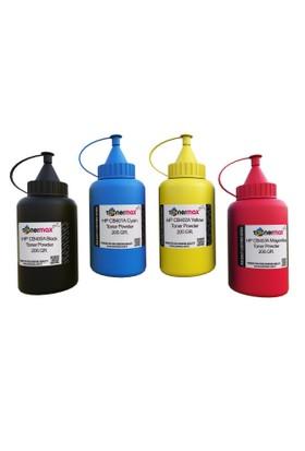 Hp Cb400A / Cb401A / Cb402A / Cb403A / Cp4000 / Cp4005 Toner Tozu