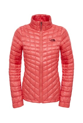 The North Face - W thermoball full zip jacket Bayan Mont (fw17) Turuncu