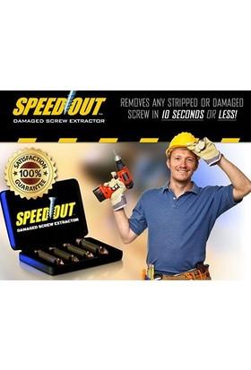 Speed Out Hasar Görmüş Vida Çıkarıcı
