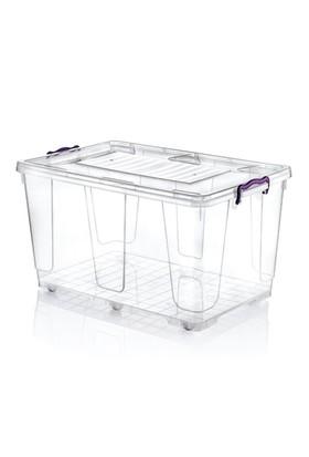 Hobby Life Plastik 80 Lt Tekerlekli Multi Box Saklama Kabı