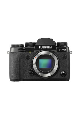 Fujifilm X-T2 Siyah (Body)