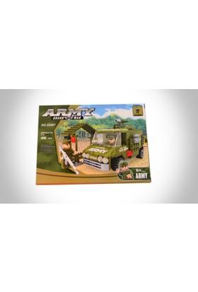 İnova 166 Parca Asker Ausie Lego Seti