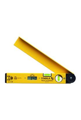 Stabila 17142 TİP AWM Dijital Açı Ölçer 34 cm