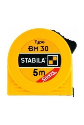 Stabila 16451 BM30 Şerit Metre 5 Metre