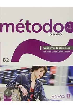 Metodo 4 Cuaderno De Ejercicios B2 +Cd