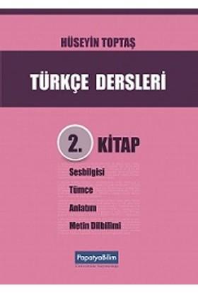 Türkçe Dersleri 2. Kitap