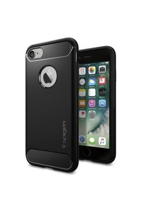 Spigen Apple iPhone 8 - iPhone 7 Kılıf Rugged Armor - 042CS20441