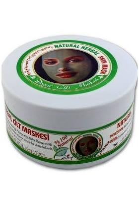 ışık Baharat 2 Adet Natural Herbal Cilt Maskesi 200Ml Kil Maskesi Işık Baharat