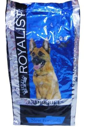 Royalist Royalist Dog Lamb&Rice - Kuzu Etli Köpek Maması 15 Kg.