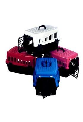 Çiftsan Kedi & Köpek Taşıma Kafesi (M)